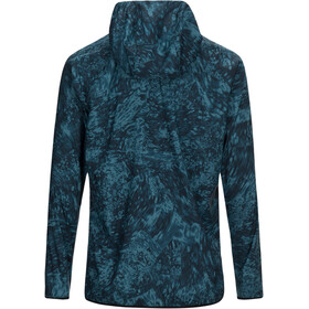 Peak Performance M's Freemont Print Jacket Pattern